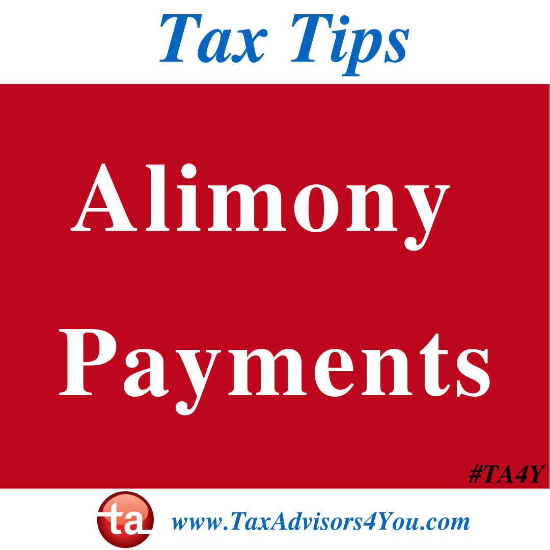 New Tax Law Eliminates Alimony Deductions After 2018